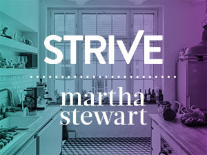 Martha Stewart Strive Hub