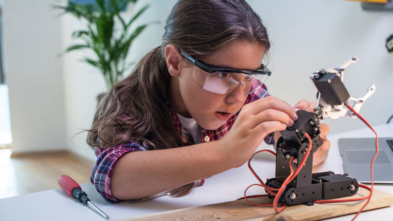 Which Area of STEAM Aligns Best with Your Child's Passions?