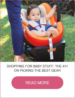 Baby Gear Shopping